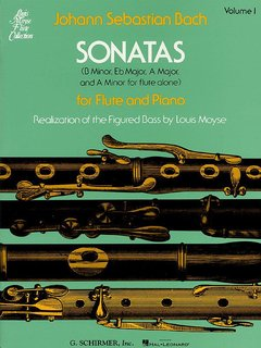 Sonatas for Flute and Piano, Vol. 1