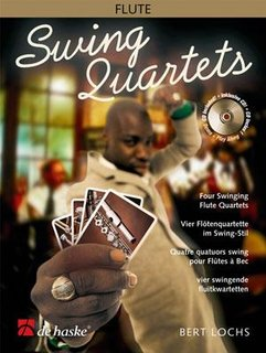 Swing Quartets - Querflöte