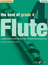 The Best of Flute - Grade 4