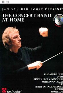 The Concert Band at Home - Querfl�te