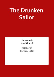 The Drunken Sailor