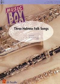 Three Hebrew Folksongs