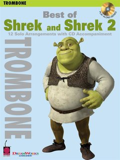 Best of Shrek and Shrek 2 - Posaune