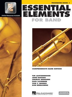 Essential Elements 2000 - Book 1 - Trombone