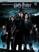 Selections from Harry Potter and the Goblet of Fire