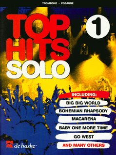 Top Hits Solo 1 - Posaune (BC)