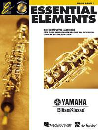 Essential Elements 1 (D) - Oboe