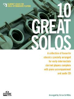 10 Great Solos - Clarinet