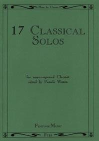 17 Classical Solos