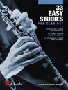 33 Easy Studies for Clarinet