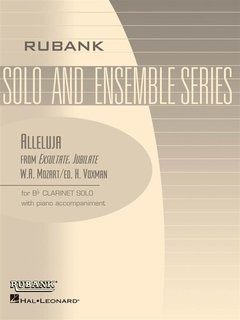 Alleluja (from Exsultate, Jubilate)
