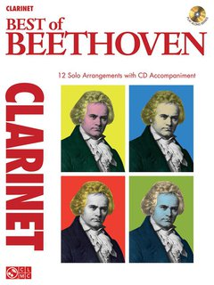 Best of Beethoven - Clarinet