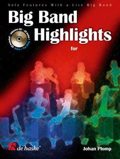 Big Band Highlights for Clarinet