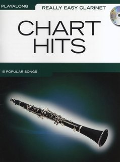 Chart Hits - Really Easy Clarinet
