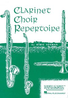 Clarinet Choir Repertoire - 2. Klarinette