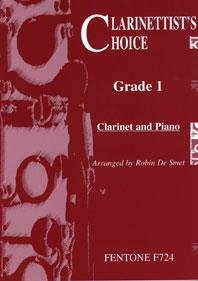 Clarinettists Choice (Grade 1)