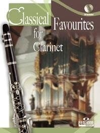 Classical Favourites for Clarinet