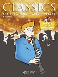 Classics for the Young Clarinet Player