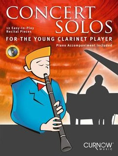 Concert Solos for the Young Clarinet Player