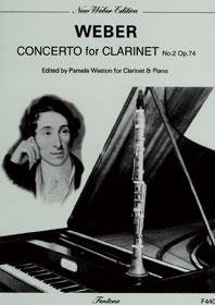 Concerto for Clarinet No. 2 Op. 74