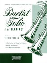Duetist Folio for Clarinet