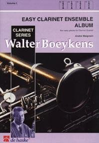 Easy Clarinet Ensemble Album