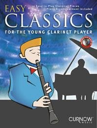 Easy Classics For the Young Clarinet Player