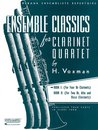 Ensemble Classics for Clarinet Quartet - Book 1