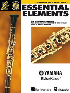 Essential Elements 1 (D) - Klarinette in B (Oehler)