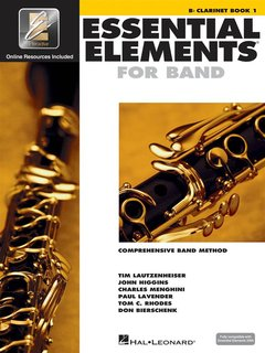 Essential Elements 2000 - Book 1 - Bb Clarinet