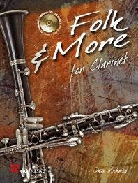 Folk & More for Clarinet