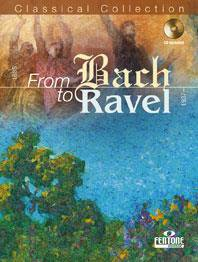 From Bach to Ravel - Klarinette