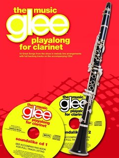 Glee Playalong - Clarinet