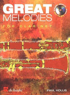 Great Melodies for Clarinet