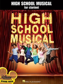 High School Musical - Clarinet Instrumental Solos