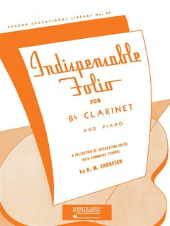 Indispensable Folio - Clarinet and Piano