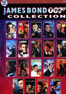 James Bond 007 Collection - Klarinette