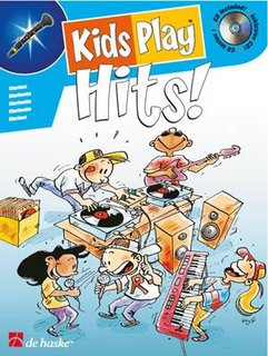 Kids Play Hits! - Klarinette