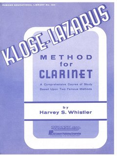 Kloze-Lazarus Method for Clarinet