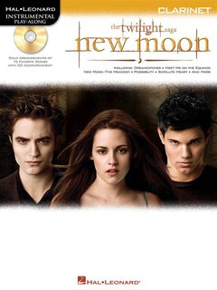 New Moon - Clarinet
