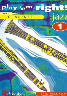 Play em Right! - Jazz 1 - Klarinette
