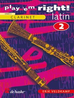 Play em Right! - Latin 2 - Klarinette