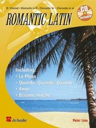 Romantic Latin  - Klarinette