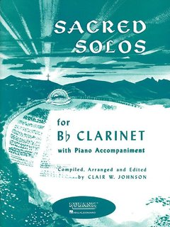 Sacred Solos - Clarinet