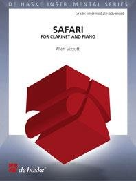 Safari for Clarinet and Piano