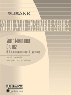Suite Miniature, Op. 145