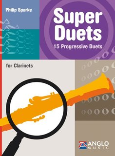 Super Duets - 2 Clarinets