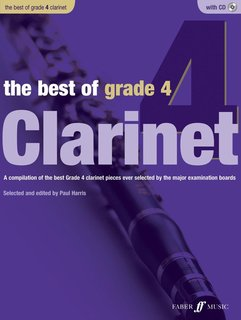 The Best of Clarinet - Grade 4