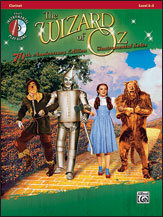 The Wizard of OZ - Clarinet