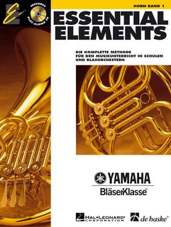 Essential Elements (Band 1) - Horn in F